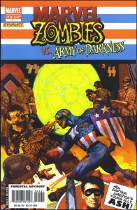 Marvel Zombies vs Army of Darkness #1 2nd Printing