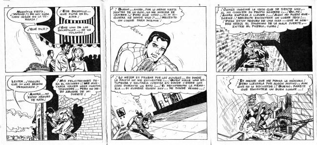 Spiderman v.1 #23 - Pages 2, 3 & 4