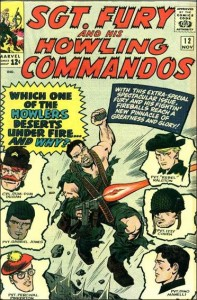Sgt Fury and his Howling Commandos #12