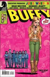 Buffy The Vampire Slayer Season 8 #35