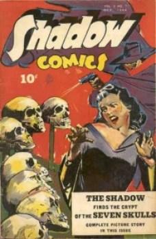 Shadow Comics Vol 4 #7