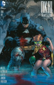 Dark Knight III: The Master Race #1 Jim Lee Variant