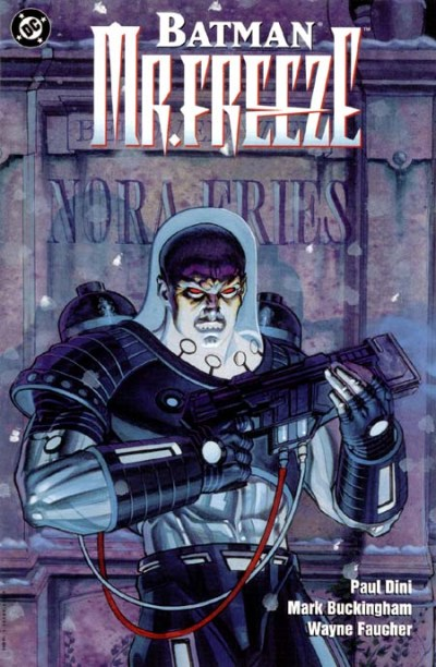 Batman: Mr Freeze