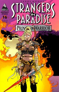 Strangers in Paradise #16b