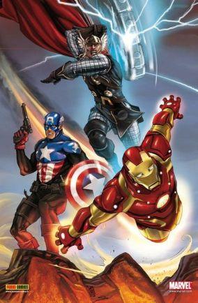 Marvel Heroes #1