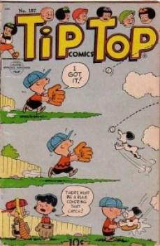 TIP TOP COMICS #187