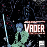 Star Wars Vader Down #1 El Capitan Variants