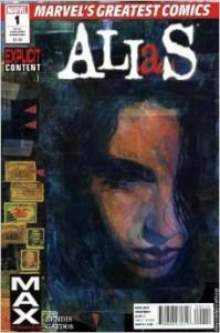 Alias #1 Marvel's Greatest Comics Variant