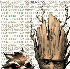 Rocket and Groot #1
