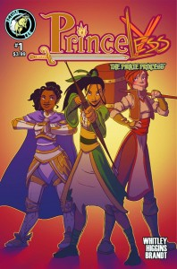 Princeless: Pirate Princess #1