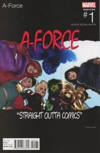 A-Force #1