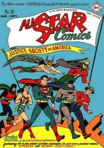 ALL STAR COMICS #36
