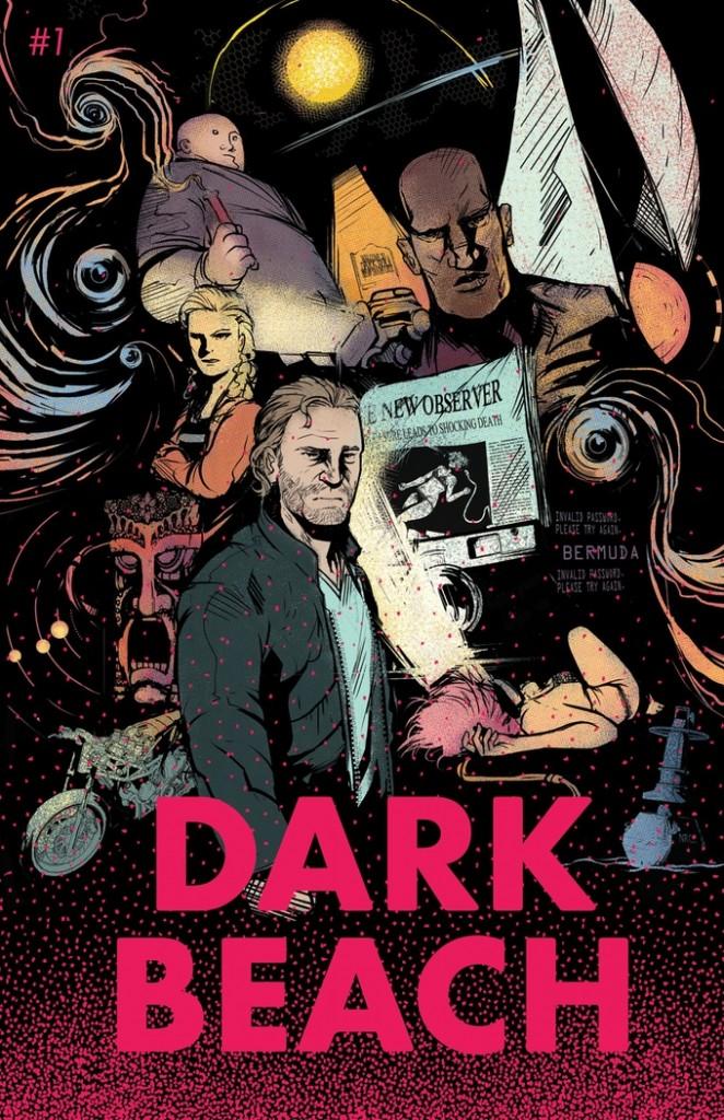 Dark Beach #1