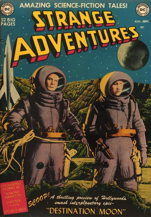 Strange Adventures #1