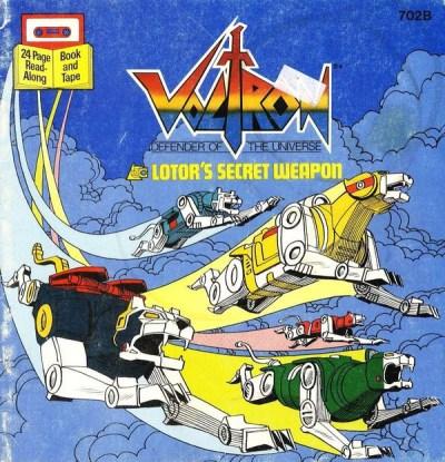Voltron: Lotor's Secret Weapon