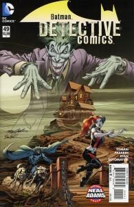 Detective Comics #49 Neal Adams Variant