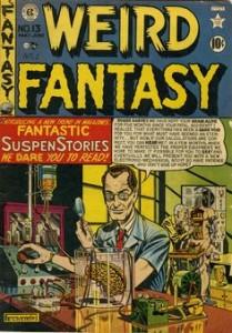 Weird Fantasy #13 (#1)