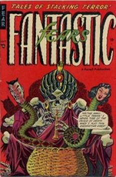 FANTASTIC FEARS #3