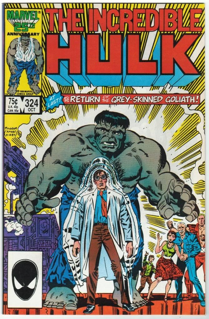Incredible Hulk #324