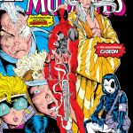 COMICO RIDICULOSO: NEW MUTANTS 98!!!
