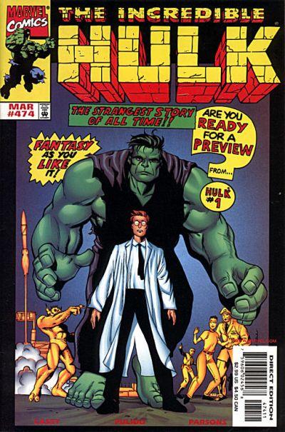 Incredible Hulk #474