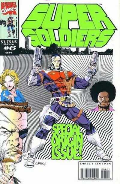Super Soldiers #6