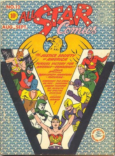 All Star Comics #12