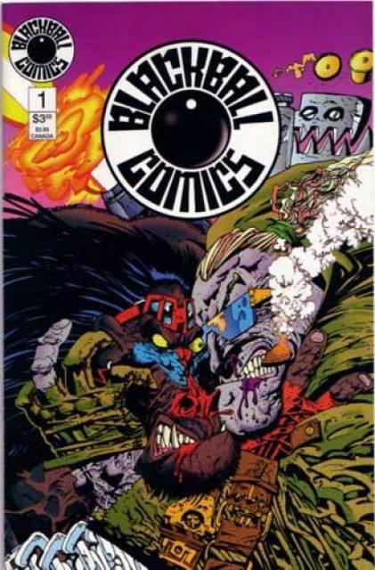 Blackball Comics