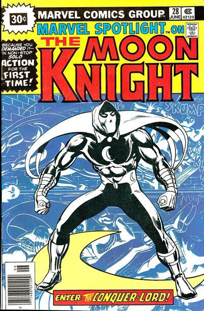 Marvel Spotlight #28 30-cent variant