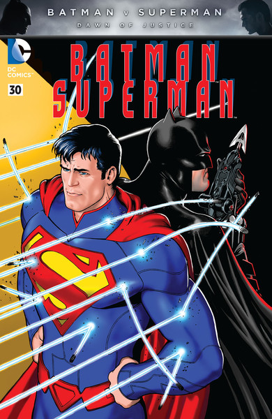 Batman / Superman #30 Kevin Maguire Variant
