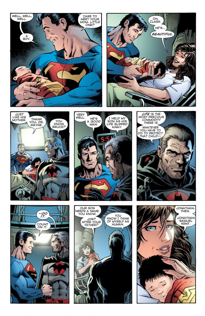Convergence - Superman (2015) 002-020