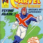 Collecting Captain Britain!