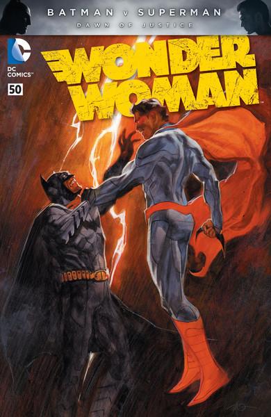 Wonder Woman #50 Massimo Carnevale Variant