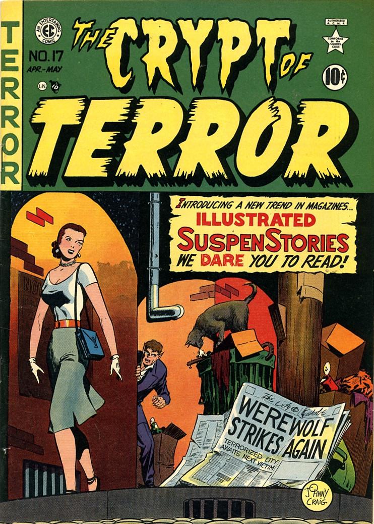EC Crime & Horror Comics: Key Issues & Classic Covers   CBSI