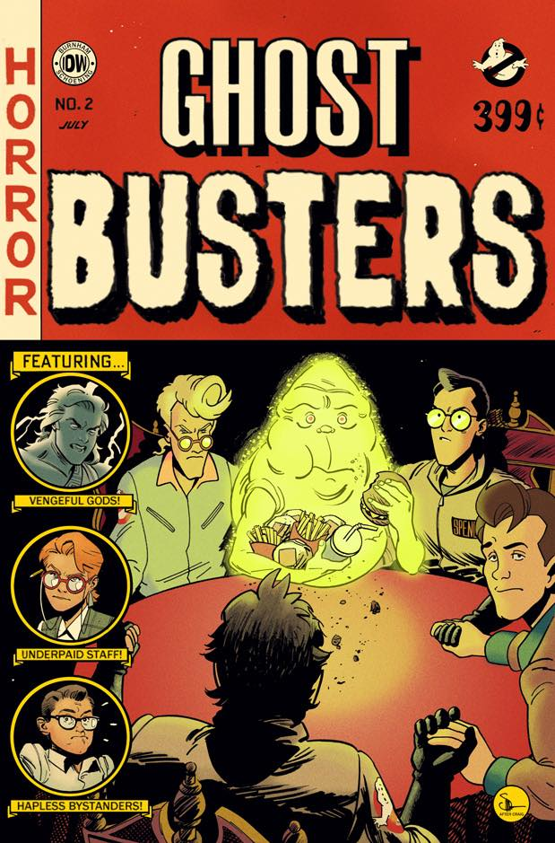 Ghostbusters: Get Real #2