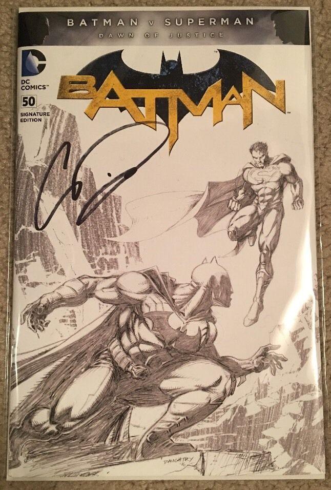 Batman #50 Signature Edition