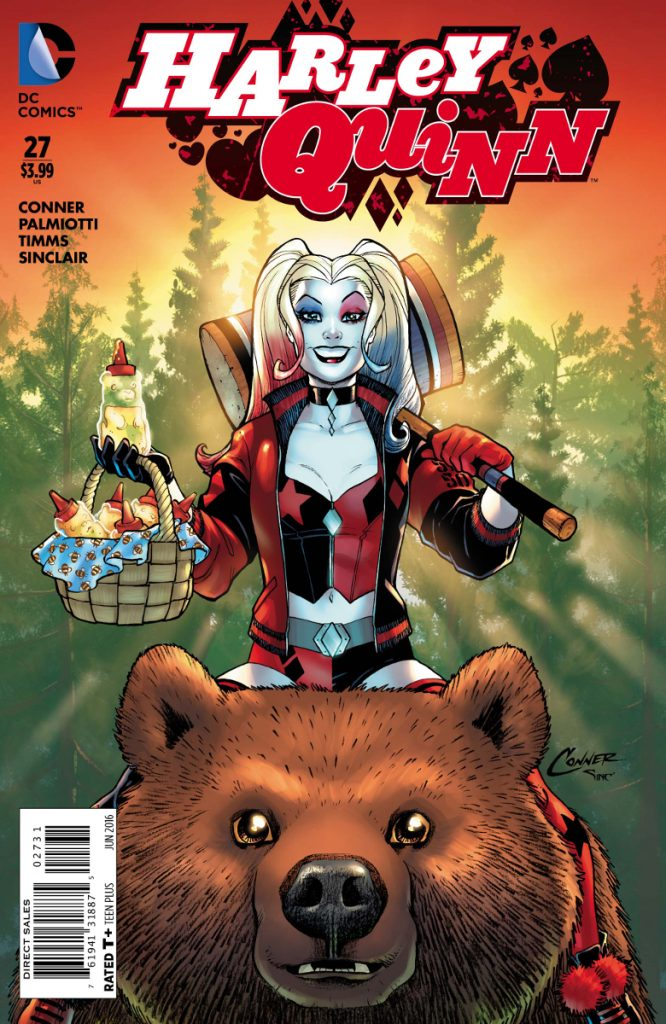Harley Quinn #27 Variant