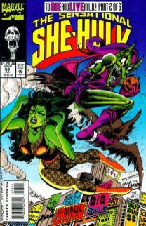 Sensational She-Hulk #53