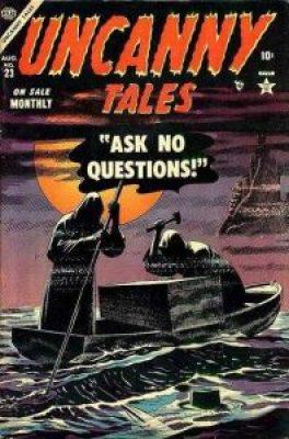 Uncanny Tales #23
