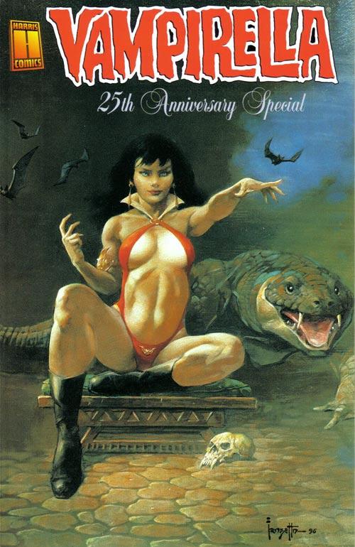 Vampirella 25th Anniversary