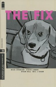 The Fix #1 2nd Printing