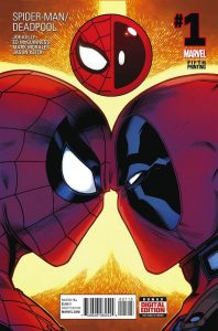 Spider-Man / Deadpool #1 5th Printing