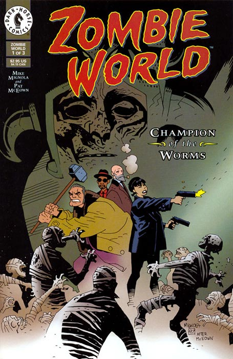 Zombie World: Champion of the Worms #1