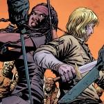 Hot Fiyah Spec: Walking Dead #154