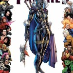 Black Panther #7 – 1:10 Variant by Lashley