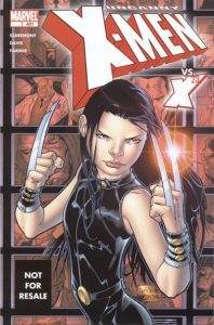 Uncanny X-Men #451 Marvel Legends Reprint