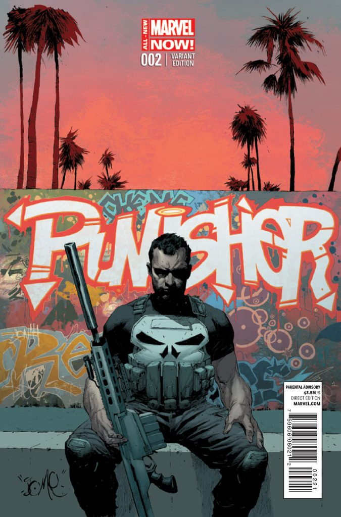 Punisher #2 Jerome Opena Variant