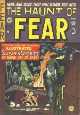 THE HAUNT OF FEAR #15