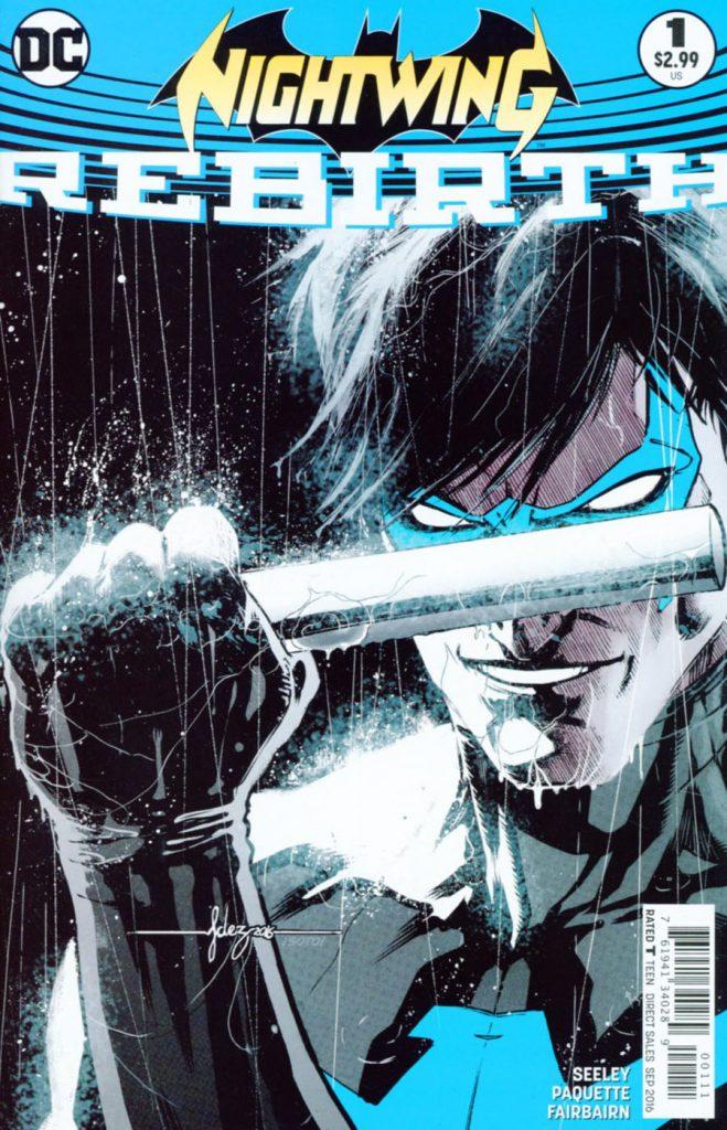 Nightwing: Rebirth