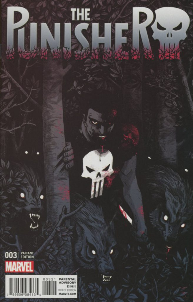 Punisher #3 Becky Cloonan Variant